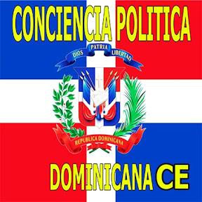 CONCIENCIA POLÍTICA DOMINICANA CE