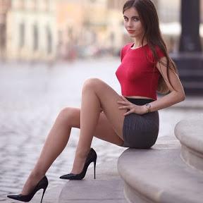 Legs On TV. Сексуальные женские ножки на ТВ