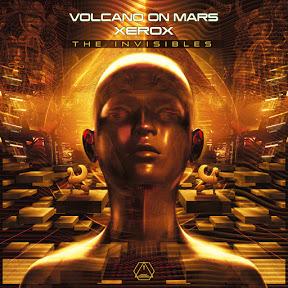 Volcano On Mars - Topic