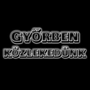 Győrben közlekedünk