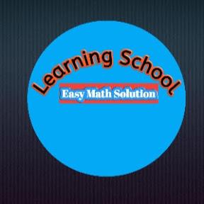 Learning School