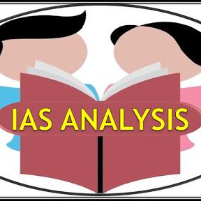 IAS ANALYSIS