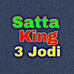 Satta King 3 Jodi