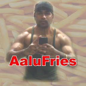 Aalu Latin fries