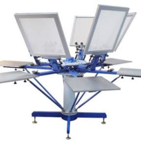 Screen Printing Machine - 99