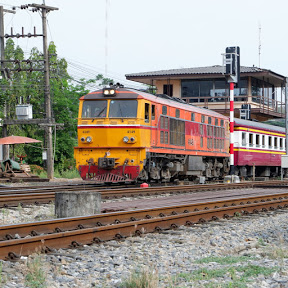 SRT Thai Railfanning - คนรักรถไฟ