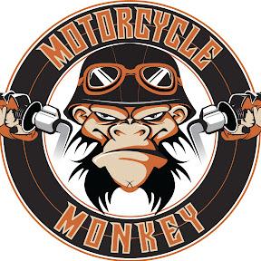 Motorcycle Monkey