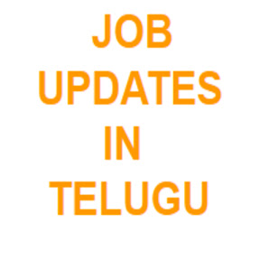 JOB UPDATES IN TELUGU