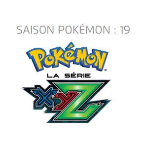 Pokémon Saison 19 La Série XY&Z