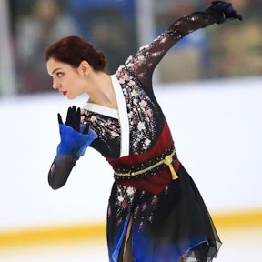 Evgenia Medvedeva Figure Skating