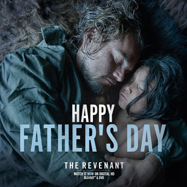 A father will go to any lengths to protect his son. He will go even further to avenge him. #TheRevenant #FathersDay
