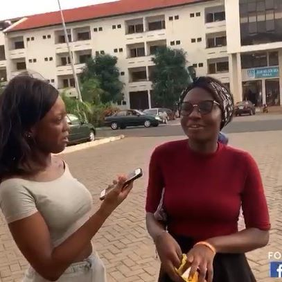 Nice Face or Nice Body (PART 2)  Follow us for more.  Like, comment and watch full video on our YouTube channel. (Link in bio)  #naijacomedy  #funnyafricanvideos #nigeriancomedy #ghanacomedy #funnyclips #naijacomedy #markangel #laughghana