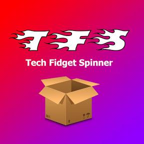 Tech Fidget spinner
