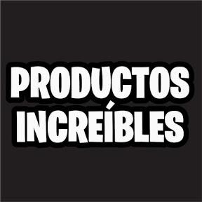 Productos Increíbles