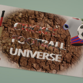cricket football universe