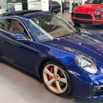 The Next 992 delivered onto the Florida roads #Porsche #TimelessMachine
