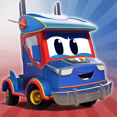 Super Truck - La Ville Des Voitures