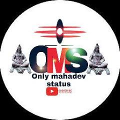 Only Mahadev status