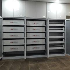 Frame Builders Aluminium Kitchen Cabinet
