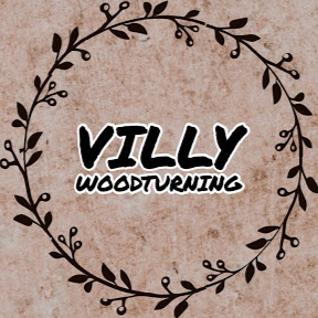 Villy woodturning