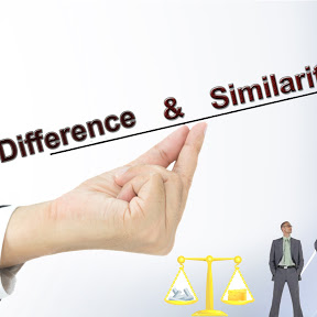 Difference & Similarities