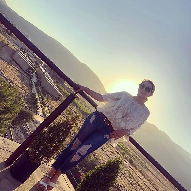 Summer days 😍🍀🍷☀️ 📸👌 @jenny.jenjen . . . #aguadevid #valledeguadalupe #ensenada #ens #rutadelvino