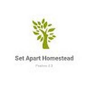 Set Apart Homestead