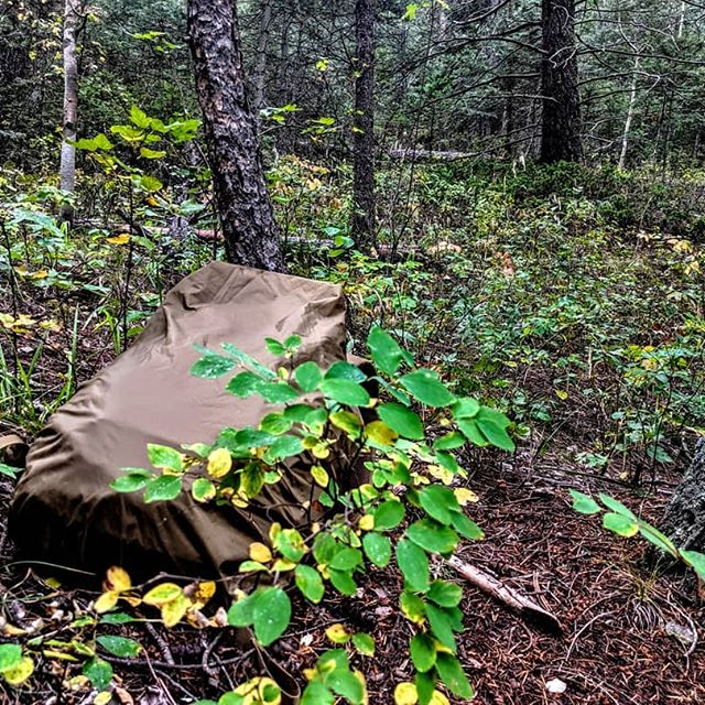 So apparently this Scarab Pack from @greyghostgear has a built in rain cover. I got caught in a deluge today and kept everything in my pack dry. Including my phone. This is a badass pack so far. I've got about 16 hard miles of hiking on it. #backpack #hiking #colorado #weactuallyusethegearwereview #getoutside