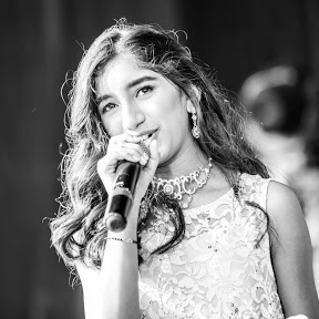 Anisha Loves To Sing