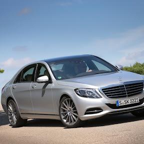 Mercedes-Benz S-Class - Topic