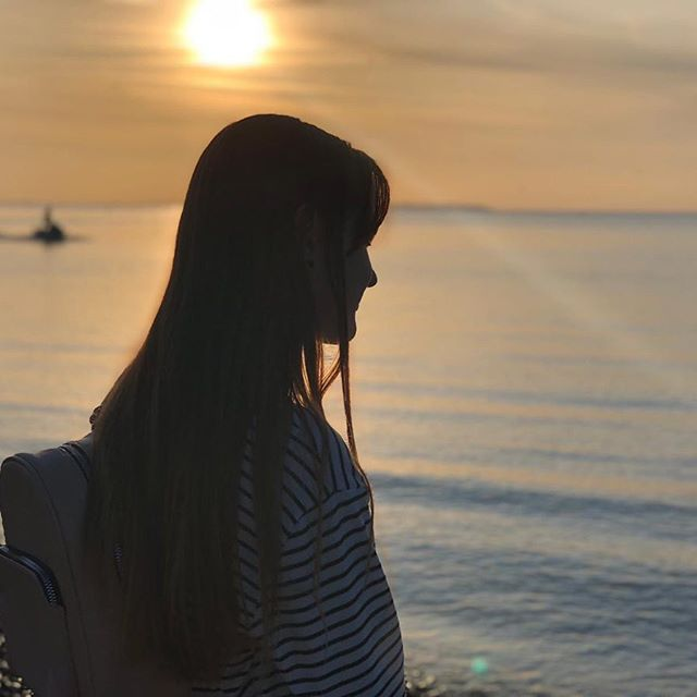 - - - - - - Photography by @_dilan_tekagac  #beach #aesthetic #bts #kpop #sunset #sea #photography #photo #memes #nightphoto