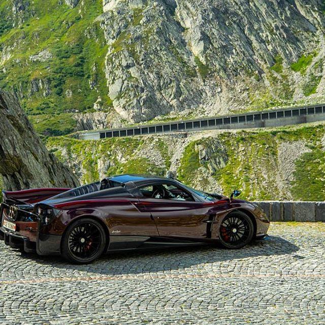 La Mia Piu Bella #Pagani #Huayra #HuayraRoadster #Hypercar #SOC #supercarownerscircle #SOCWeekened #swissalps #Switzerland #supercarsofaustria