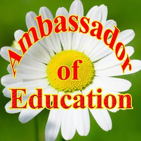 Ambassador Of Education