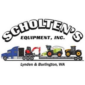 Scholten's Equipment