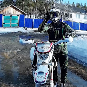 Enduro. Snowmobile. Travel. (24Alexbor)