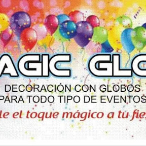 Decoraciónes con globos MAGICGLOB