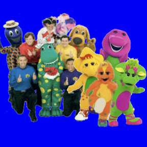 Barney And The Wiggles