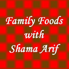 Family Foods with Shama Arif