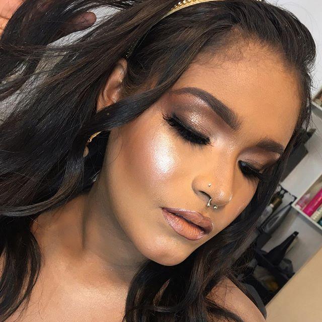 Pra completar a fileira 😜  #make #makeup