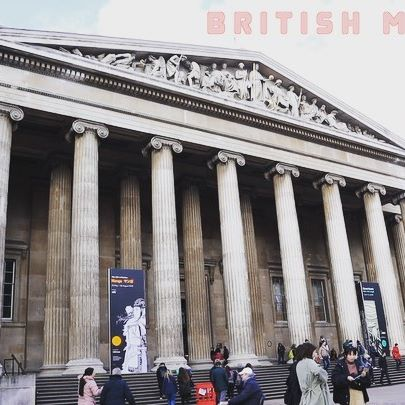 She finally did itttt ✨ A few months ago I had the opportunity to travel to London and Wales for 10 days, so I wanted to film the experience as much as I could. After sifting through and editing (literal) hours of footage, I created vlogs for each day. This is day 8 at the British Museum 🗿🎨 If you wanna see the whole video, and all the other vlogs starting from day 1, check out the link in my bio 💛 • • • • • #londontravel #londonvlog #thebritishmuseum #britishmuseum #travelvlog