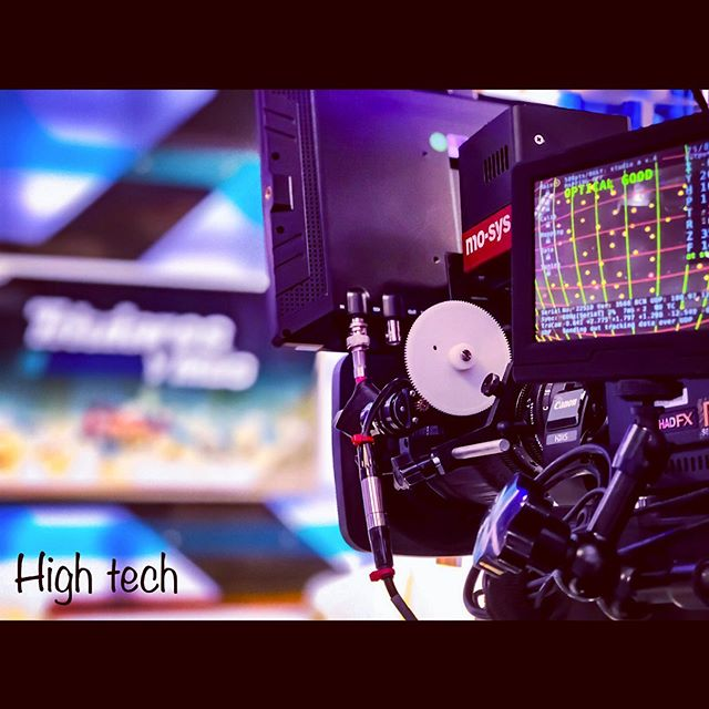 Original shot made by @willhightechmedia1usa @hightech_industry @sony @photoshop @freelancephotography_ today technology has the greatest influence on television business..