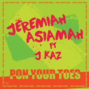 Jeremiah Asiamah - Topic
