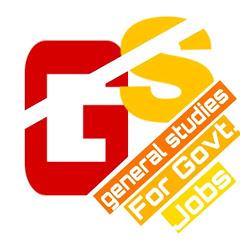 GENERAL STUDIES FOR GOVT JOBS
