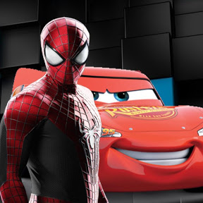 Spiderman Lightning McQueen