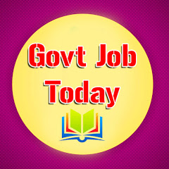 Govt Job Today