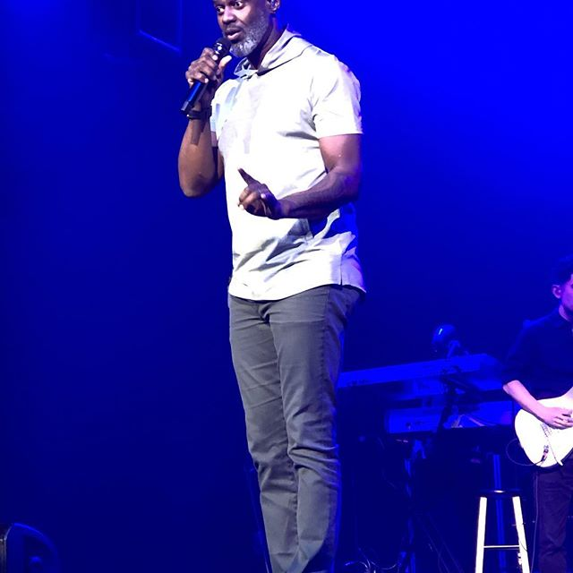 Another epic show, from the man himself, Mr. Brian Mcknight this past Friday night... Been listening to his music since I was 11 yrs old, and to this day, still my favorite artist of all time! #epic #favorite #myfavorite #favoriteartist #alltimefavorite #brianmcknight #brianized #anytime #doievercrossyourmind #backatone #onelastcry #forever #forevermeansforever #music #realmusic #randbmusic #musicislife #musicismylife #life #mylife #memories #makingmemories #blessed #blessed🙏