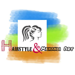 Hairstyles & Mehandi Art