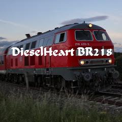 DieselHeart BR218