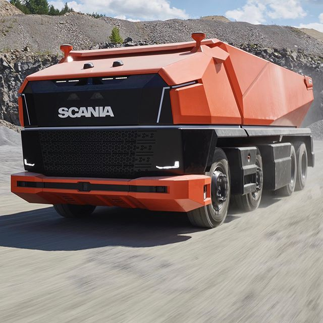 The Making of Scania AXL