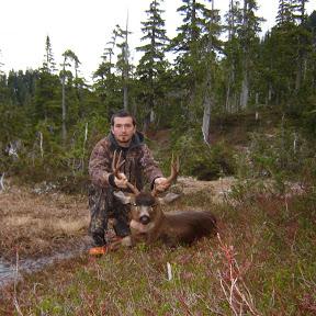 Blacktail Deer Hunting Tyler Tureczek
